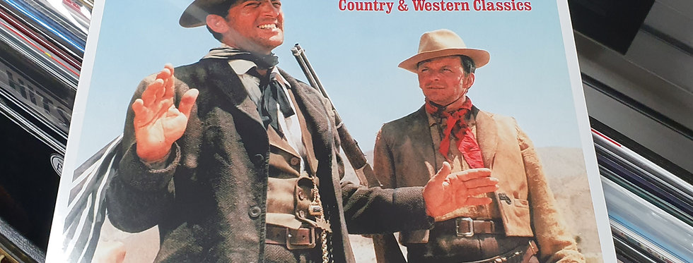 Dean Martin & Frank Sinatra Sing Country & Western Classics Vinyl Album