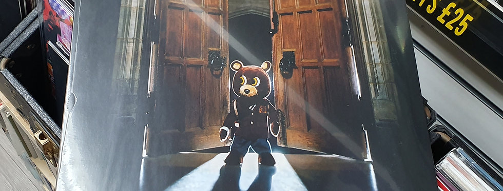 Kanye West Late Registration Vinyl Album