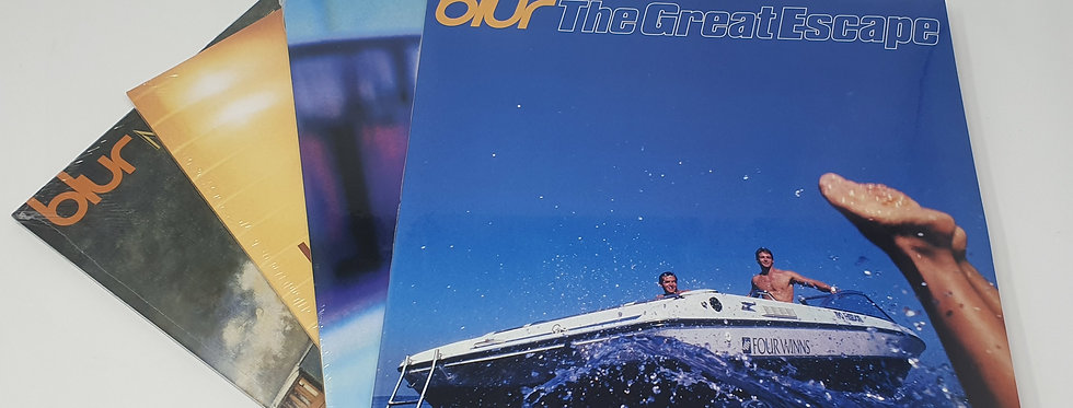 Blur Vinyl Bundle