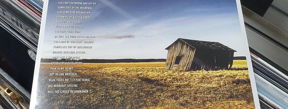 Essential Bluegrass Vinyl Album