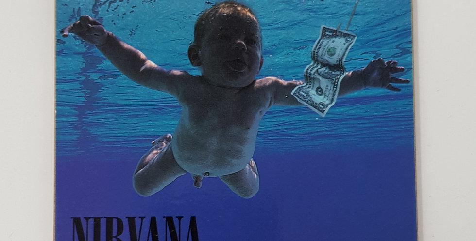 Nirvana Nevermind Coaster
