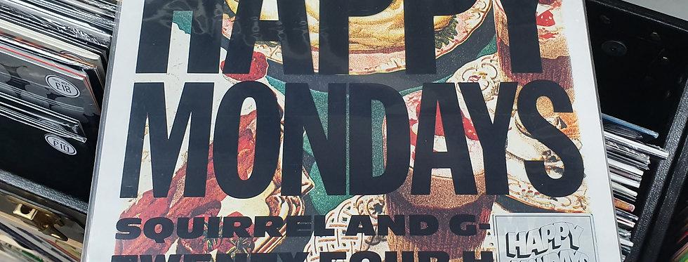 Happy Mondays Squirrel And The G-Man Vinyl Album