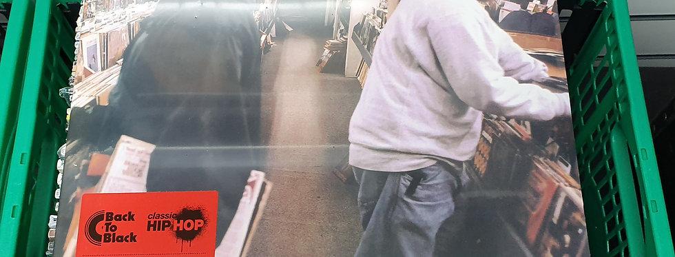 DJ Shadow Endtroducing Vinyl Album