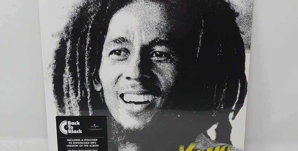 Bob Marley And The Wailers Kaya Vinyl Album