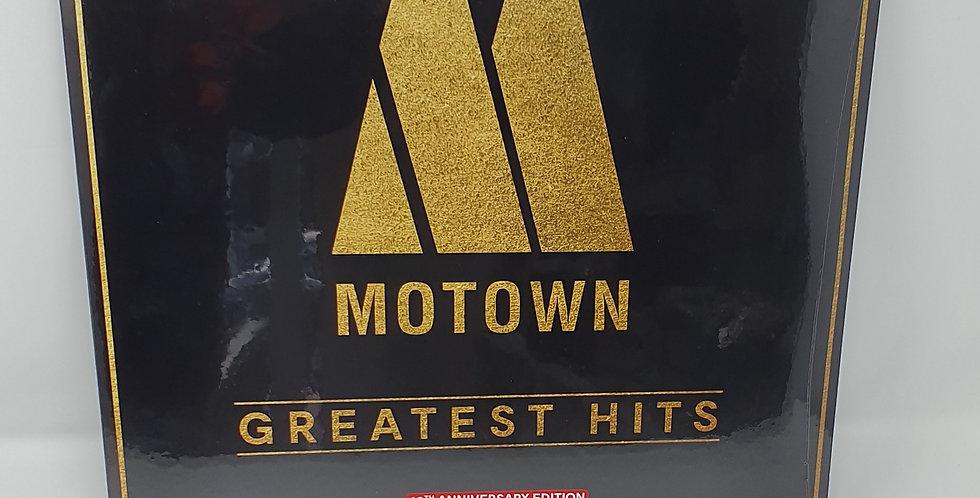 Motown Greatest Hits 60th Anniversary Edition Vinyl Album