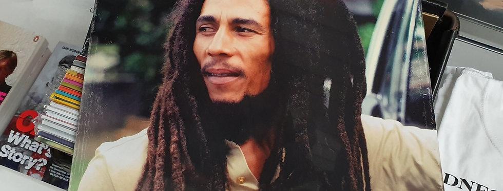 Bob Marley Soul Rebel Vinyl Album