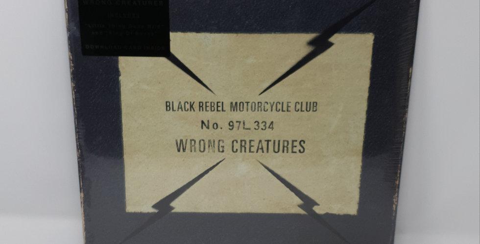 Black Rebel Motorcycle Club Wrong Creatures Vinyl Album