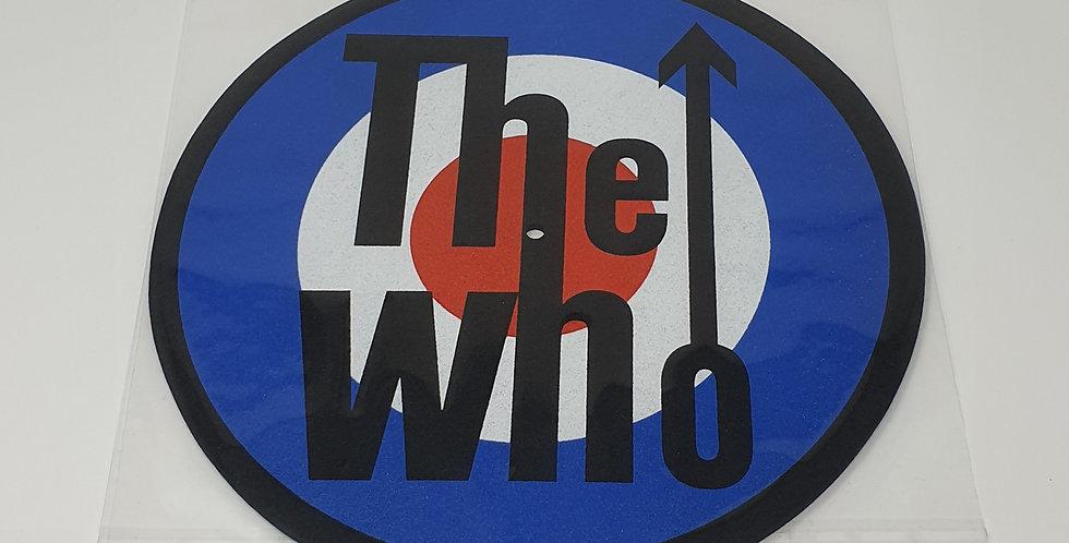 The Who Slipmats (2)