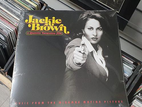 Jackie Brown Soundtrack Vinyl Album