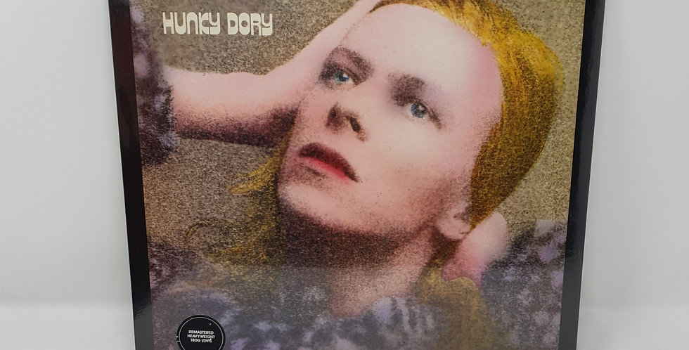David Bowie Hunky Dory Vinyl Album