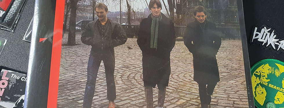 The Jam Snap Vinyl Album