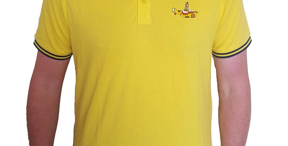 The Beatles Yellow Submarine Polo Shirt