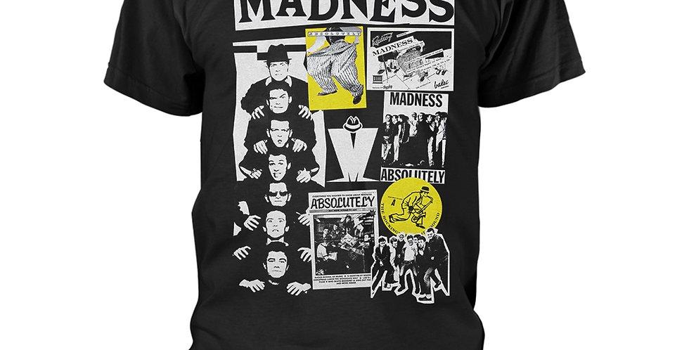 Madness Cuttings T-shirt
