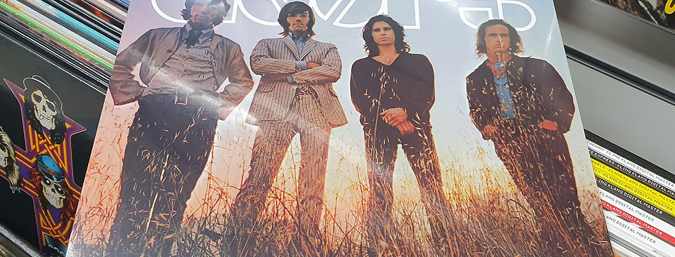 The Doors Waiting For The Sun Vinyl Album