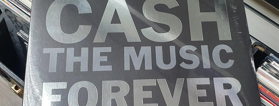 Johnny Cash The Music Forever Words Vinyl Album