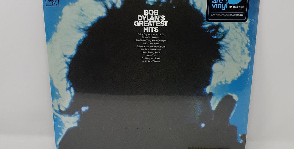 Bob Dylan Greatest Hits Vinyl Album