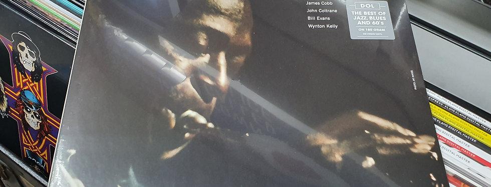 Miles Davis Kind Of Blue Vinyl Album