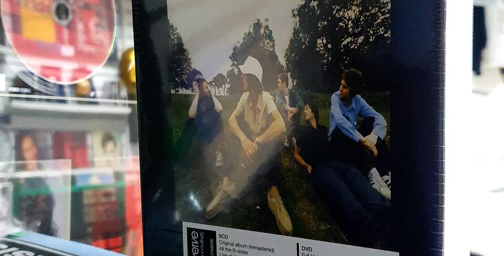 The Verve Urban Hymns Cd Boxset