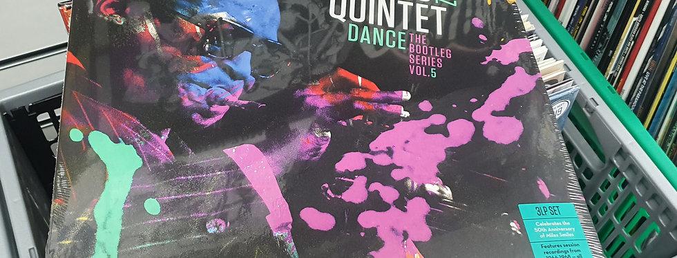 Miles Davis Quintet Freedom Jazz Dance 3LP Vinyl Album