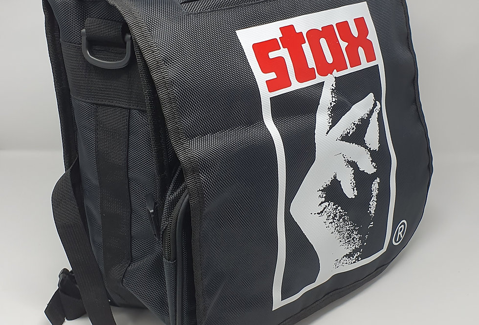 Stax Record Back Pack