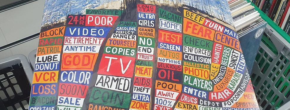 Radiohead Hail To The Thief Vinyl Album