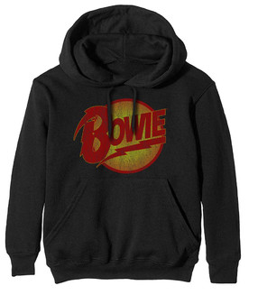 DAVID BOWIE DIMOND DOGS HOODIE £25