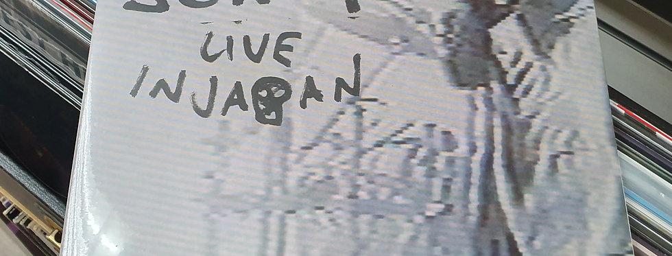 Primal Scream Live In Japan Double Vinyl Album