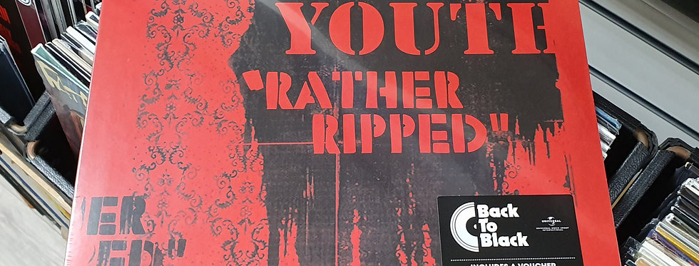 Sonic Youth Rather Ripped Vinyl Album