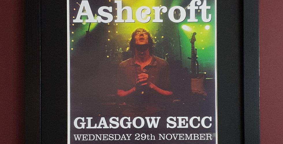Richard Ashcroft Glasgow SECC  gig