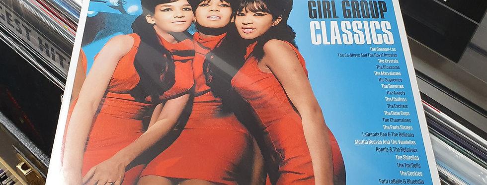 Sixties Girl Group Classics Coloured Vinyl Album 3LP