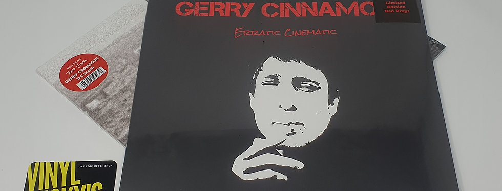 Gerry Cinnamon Vinyl Bundle