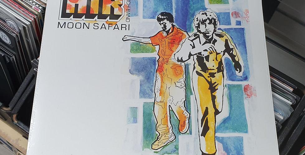 Air Moon Safari Vinyl Album