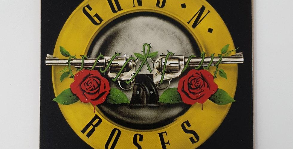 Guns N Roses Coaster