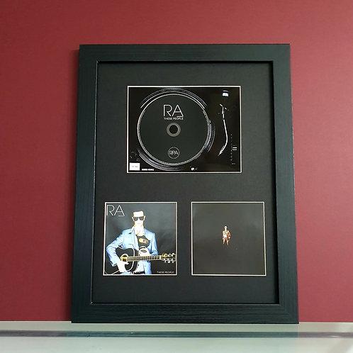 Richard Ashcroft cd album display