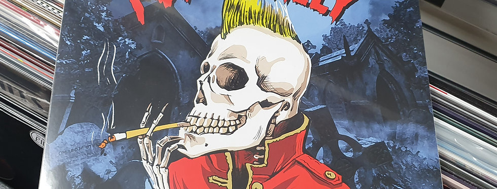 The Roots Of Psychobilly Vinyl Album