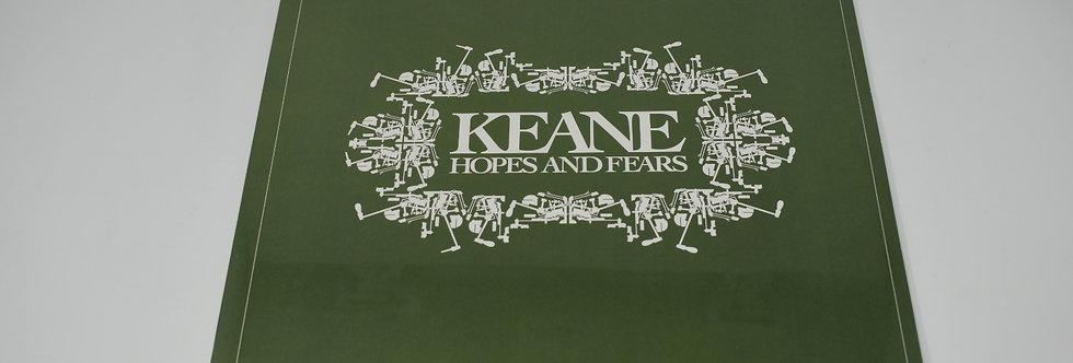 Keane Hopes and Fears Vinyl Album