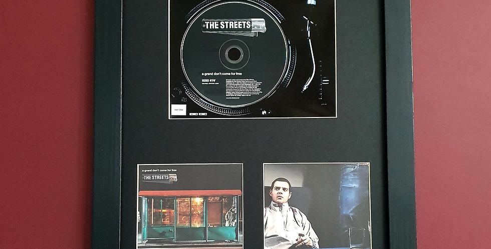 The Streets cd album display