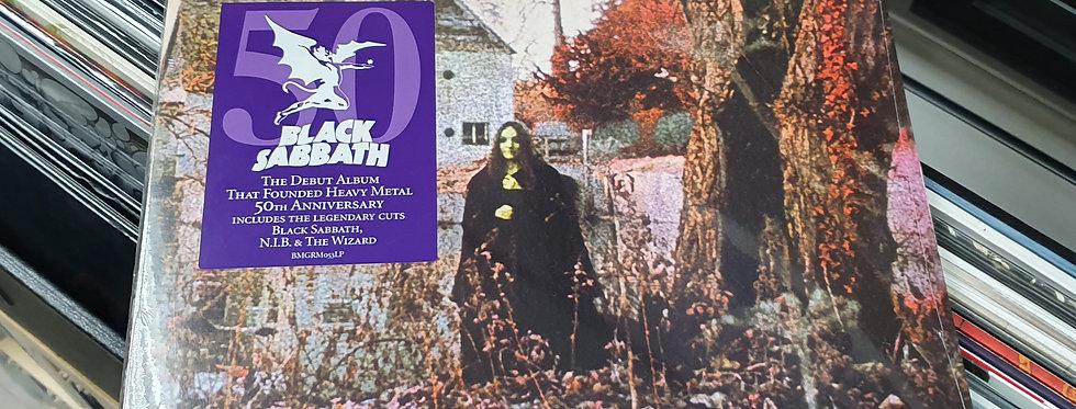 Black Sabbath 50th Anniversary Vinyl Album