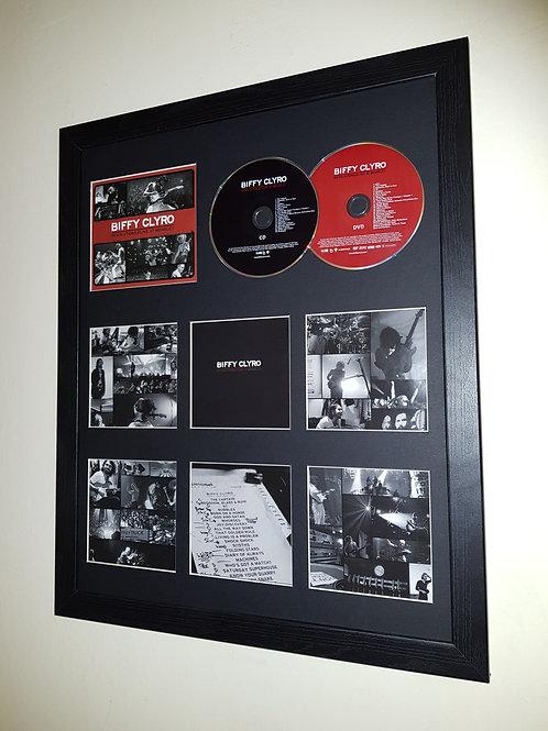 Biffy Clyro cd album & artwork display