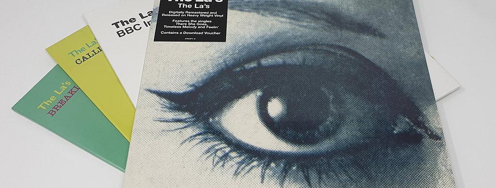 The La's Vinyl Bundle