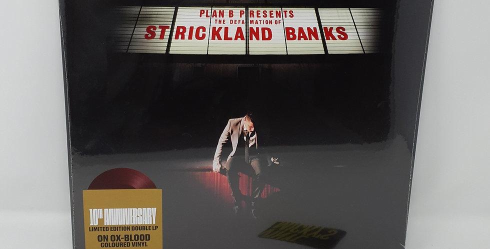 Plan B The Defamation of Strickland Banks on Ox-Blood Vinyl