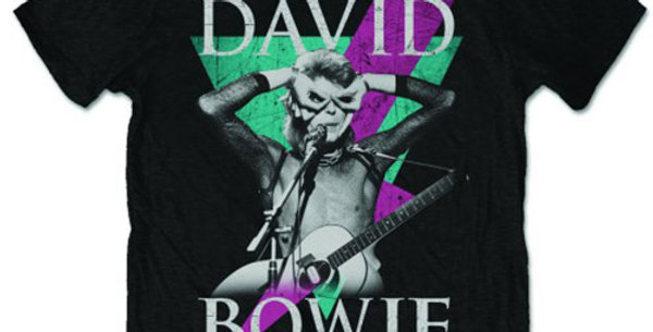 David Bowie Thunder T-shirt