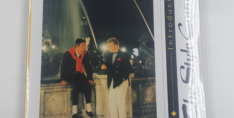 The Style Council Introducing The Style Council Vinyl Album