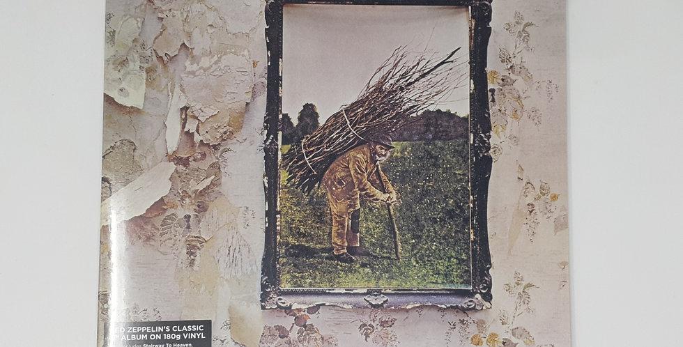 Led Zeppelin IV Vinyl Album