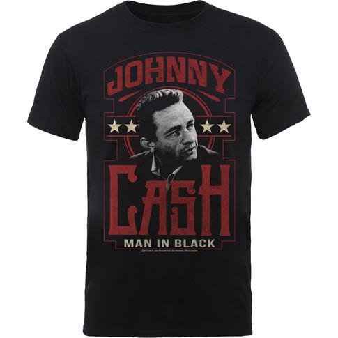 JOHNNY CASH T-SHIRT £17