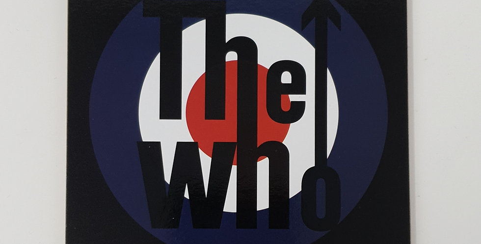 The Who Logo Coasters