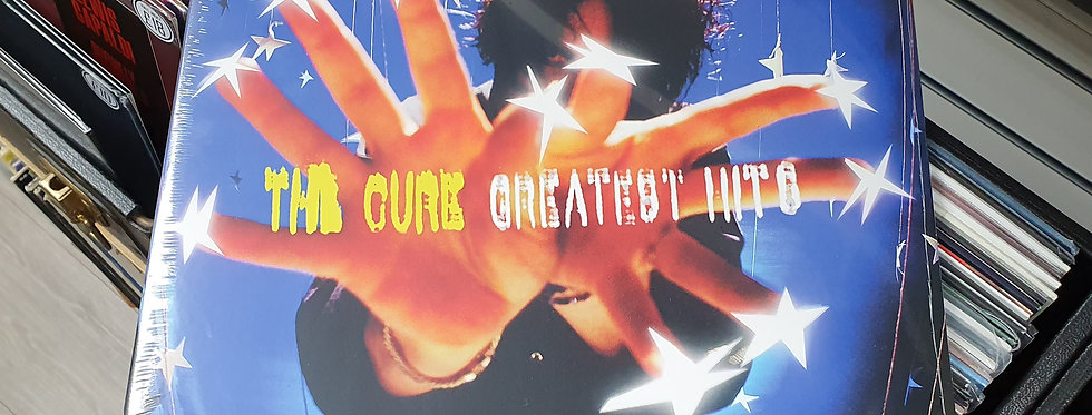 The Cure Greatest Hits Vinyl Album