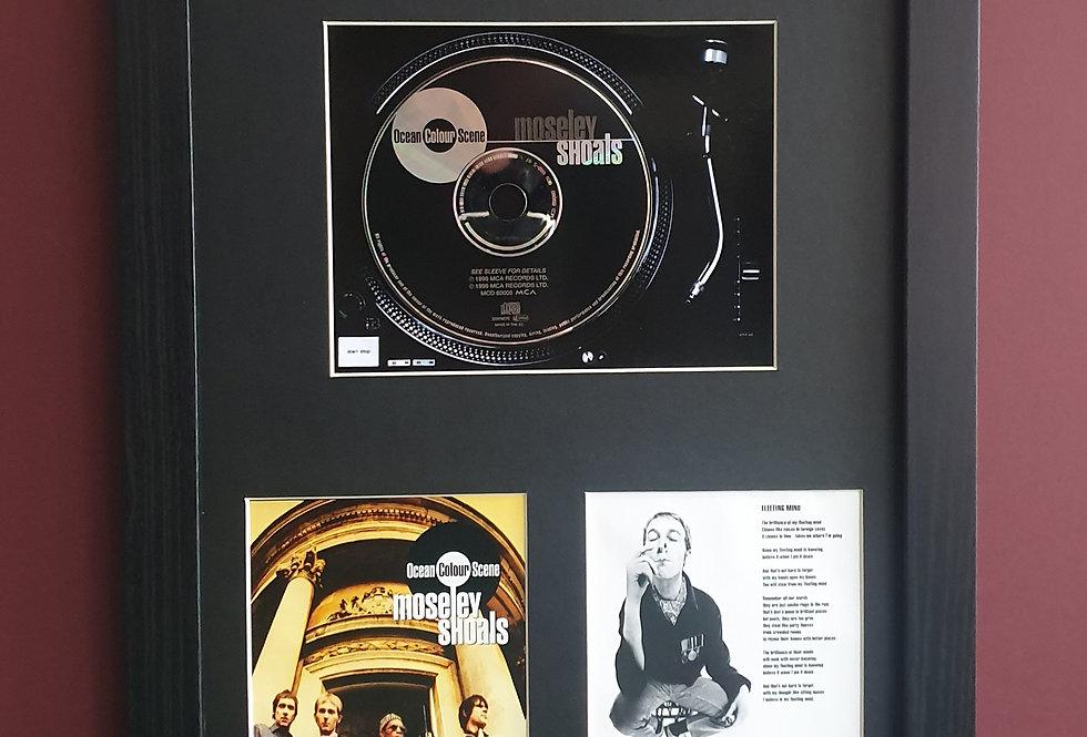 OCS cd album display