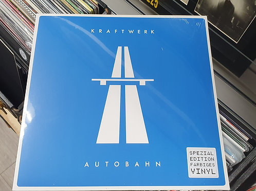Kraftwerk Autobahn Coloured Vinyl Album