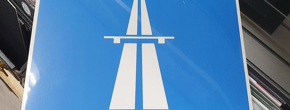 Kraftwerk Autobahn Coloured Vinyl Album